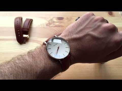 Brathwait Classic Slim Stainless Steel Watch Review