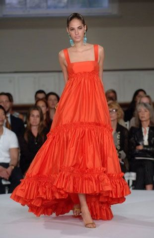 .: Summer Dresses, Dresses Tutorials, Tiered Gowns, Tiered Dresses, Weekend Design, Free Patterns, Oscars Dresses, Dresses Patterns, Sewing Patterns