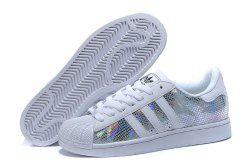 Man BuyFemale Adidas Originals Superstar II Shoes WhiteMulticolor Store M20904