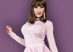 Anastasia transsexual pictures