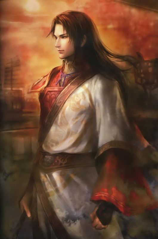 Dynasty Warriors 8 ~ Zhou Yu