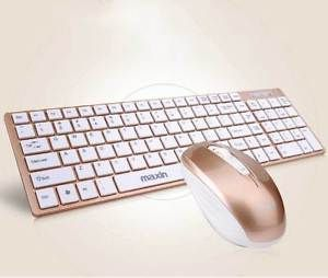 2-4G-USB-Optical-Wireless-Keyboard-and-Mouse-Cordless-For-PC-Laptop-Tyrant-gold