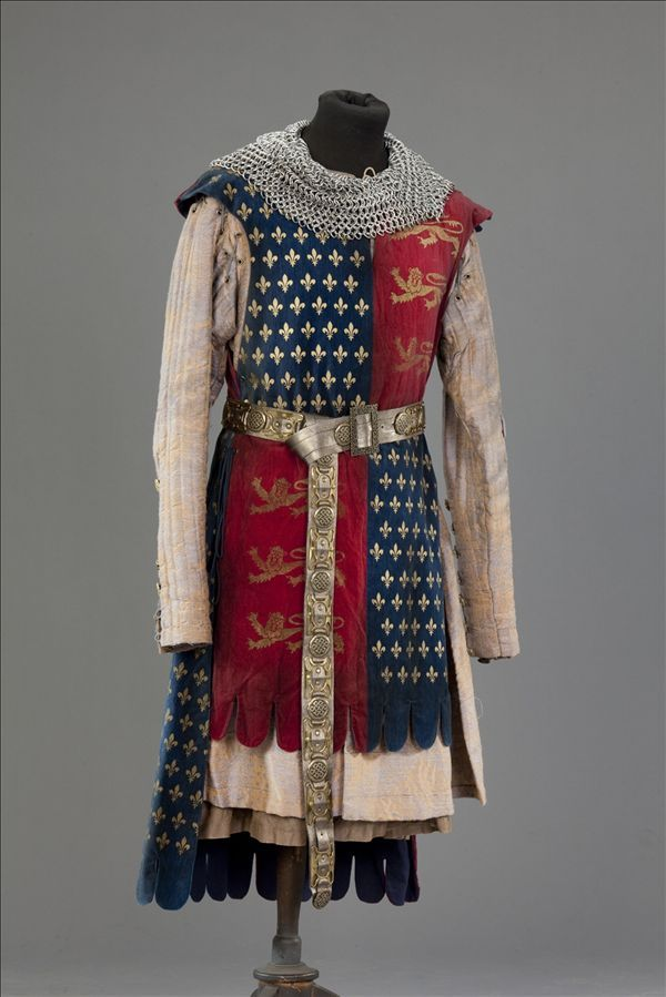 World Without End (2012) - Costumes