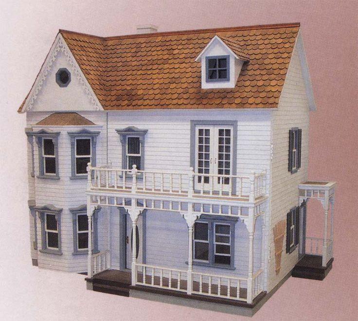 17 beste idee n over victoriaanse huizen op pinterest for Poppenhuis te koop
