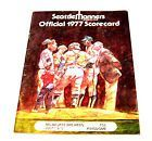 #lastminute  1977 Seatlle Mariners Baseball Program Milwaukee Brewers Seahawks Tickets MkOffr #deals_us