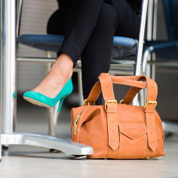 Shoulder Bag - Tan. Fairtrade. www.bettyandbetts.com