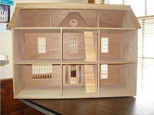 дом без отделки