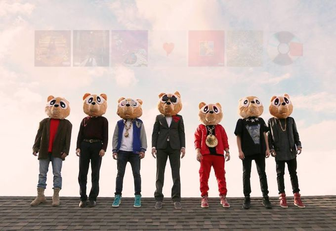 These Dude's Dressed as Kanye West's Dicography Are Next Level | Complex