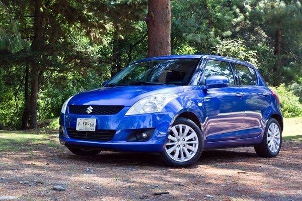 Suzuki Swift GL A/C LL NB 2013