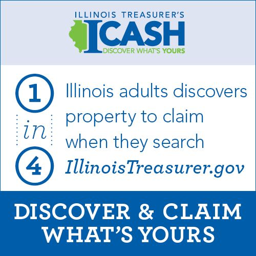 Illinois Residents get your recovered cash from Illinois Treasures I-Cash Program. WE found $$. You could too #ad