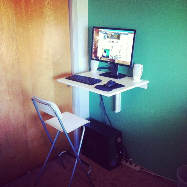 Stevo Id Combo Norberg Standing Desk With Ikea Franklin
