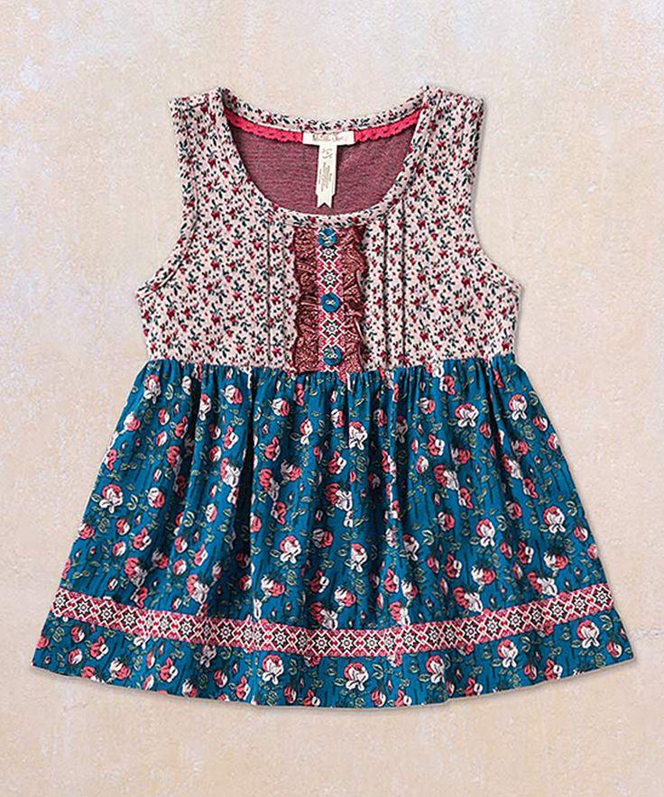 This Matilda Jane Clothing Purple Gabriella Sara Top - Toddler & Girls by Matilda Jane Clothing is perfect! #zulilyfinds
