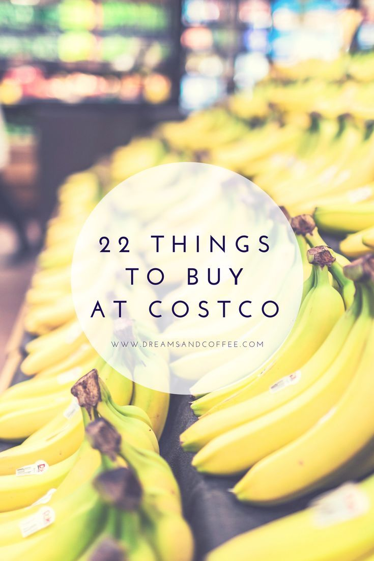 The Best Healthy Food To Buy At Your Local Costco Store Best