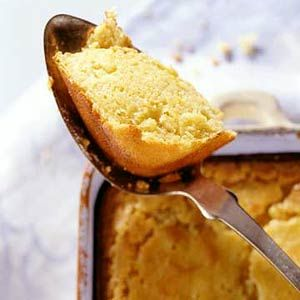 Country Spoon Bread This soft, cheesy corn casserole recipe is an ...
