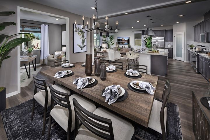 Lennar On Instagram Would A Dining Room With This View Appeal To You Diningroom Diningrooms Din Dining Room Design Dream Dining Room Lennar Dining room appealing black kitchen