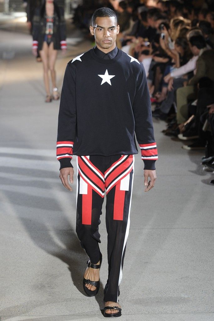 Givenchy Men's RTW Spring 2014 - Slideshow - Runway, Fashion Week, Reviews and Slideshows - WWD.com