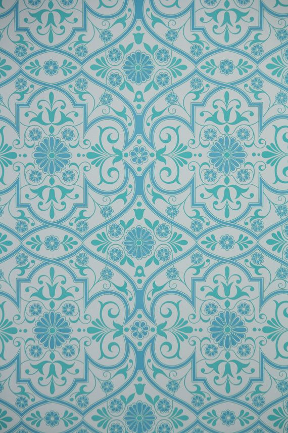 vintage wallpaper by the yard 70s retro wallpaper 1970s