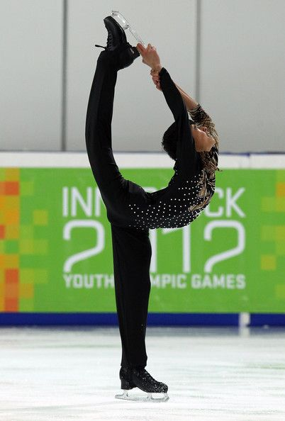Michael Christian Martinez - Winter Youth Olympic Games - Day Two