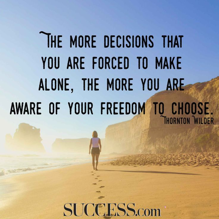 Make A Quote: 1000+ Life Choices Quotes On Pinterest