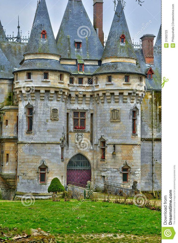 Château de Vigny en Val d' Oise