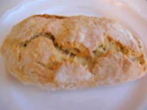 Crusty Sugar-Free Dairy-Free Gluten-Free Bread Roll, need to try these yes please