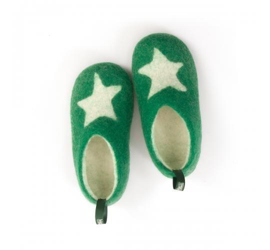 Wooppers Kids STAR πράσινο