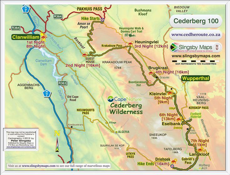 Cederberg 100 Trail