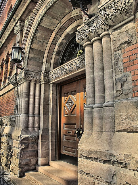 The Toronto Club (1889) by john fitzgerald in toronto, via Flickr