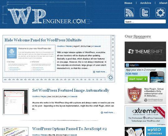 45 Excellent Professional Resources For Learning WordPress Development:  Internet Site, Design Work, Web Site, Wordpress Website, Cogzidel Wordpress, Learning Wordpress, Design Web, Wordpress Development, Website Designs