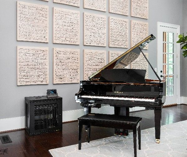Best 25 Sheet Music Wedding Ideas Only On Pinterest: 25+ Best Ideas About Grand Piano Room On Pinterest