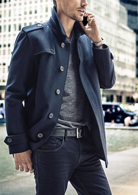 Nice coat for cold weather!