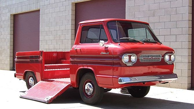 1961 Chevrolet Corvair Rampside