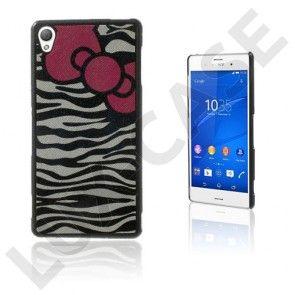 Westergaard (Zebra og Sløjfe) Sony Xperia Z3 Cover