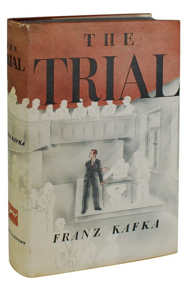 the free trial kafka essays