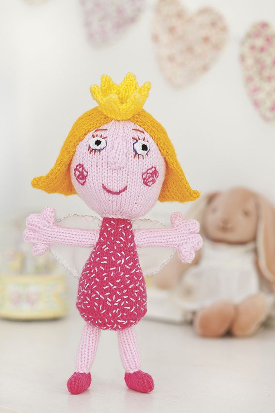 Knit Princess Holly