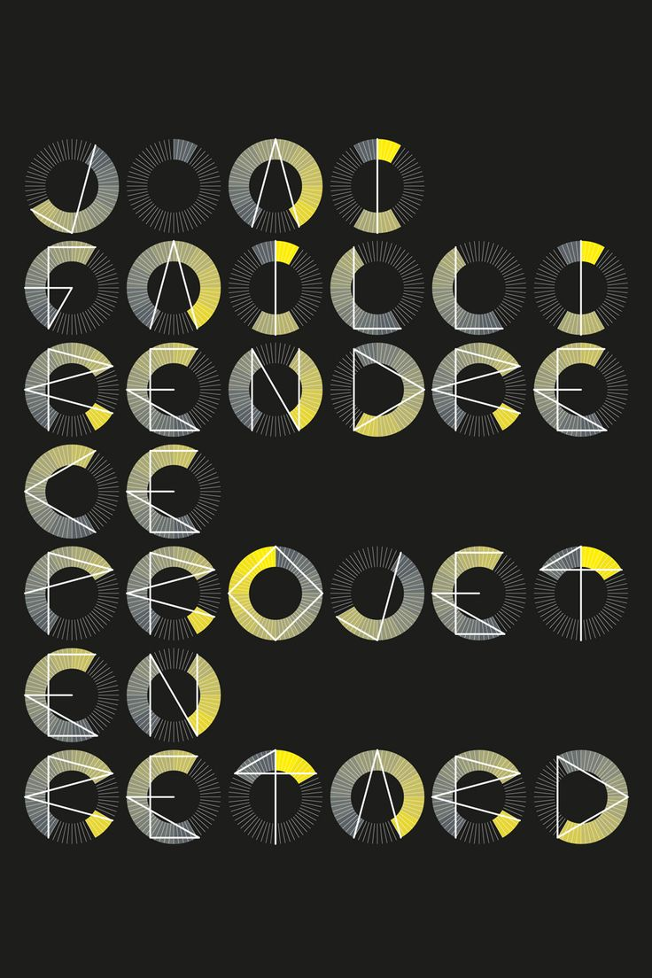 Timing  Typographie — affiche , 2008
