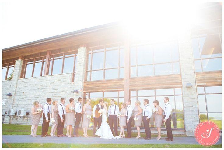 Bridesmaids!  Legends on the Niagara Wedding Photos (Niagara-On-The-Lake): Jenna and Jarrod  © 2014 Samantha Ong Photography www.samanthaongphoto.com  #golfcourseweddings #niagaraweddings #legendsontheniagara #niagaraonthelake #torontoweddings #bridesmaids
