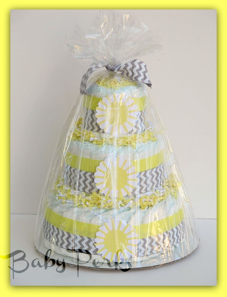 you are my sunshine baby shower sunshine diaper cake baby shower