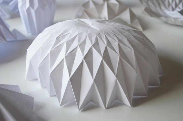 Origami architecture s k p google rumsligheter for Architecture origami