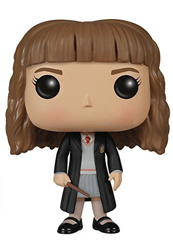 Bring a part of Hogwarts home! From the wizarding world of Harry Potter, Funko presents this Herminone Granger POP vinyl figure! This bookworm witc...