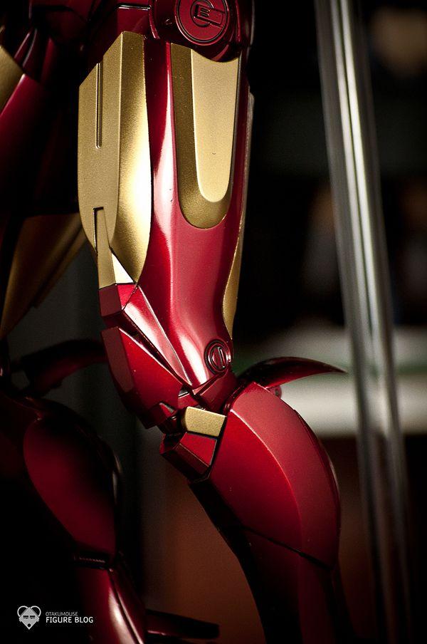 Review | Hot Toys: Ironman Mark IV #Ironman #HotToys #Figure #FigurePhotography #Otaku #Otakumouse