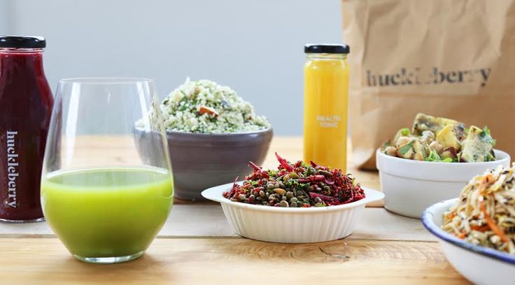 The perfect healthy lunch on-the-go | HUCKLEBERRY