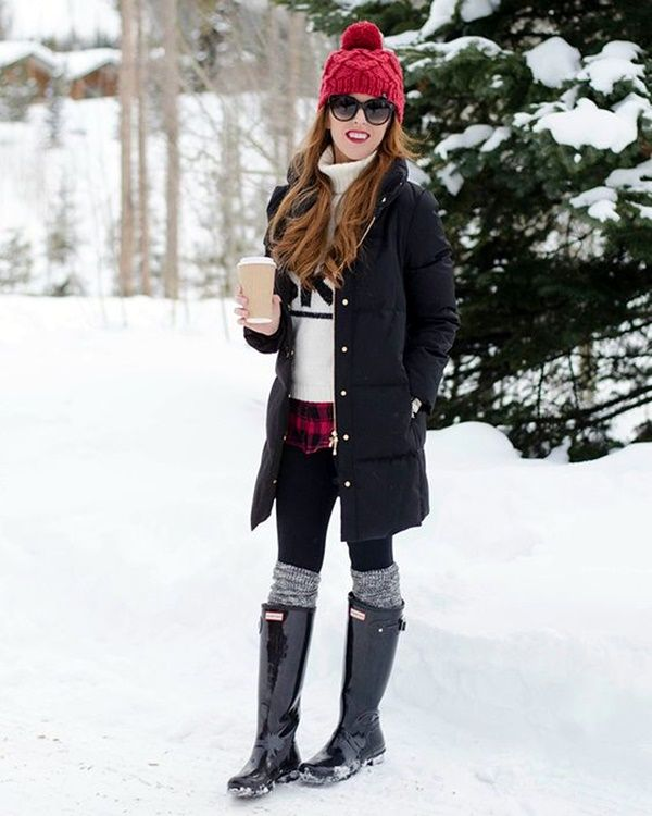 Best 25+ Cold weather outfits ideas on Pinterest