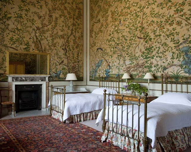Longleat House London Interior Designer Melissa Wyndham