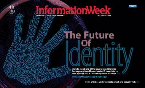 Awesome Information Week - The Fuzzy Future Of Identity Management:   As the use of mobile and cloud computing booms, we're ...  Telos ID - Identity News