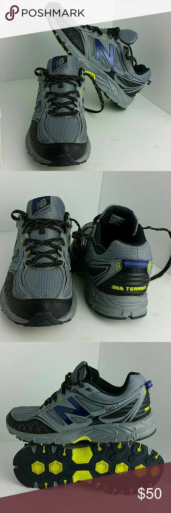 NEW BALANCE 510v3 ALL TERRAIN TECH RIDE VERY CLEAN INSIDE-OUT New Balance Shoes Athletic Shoes