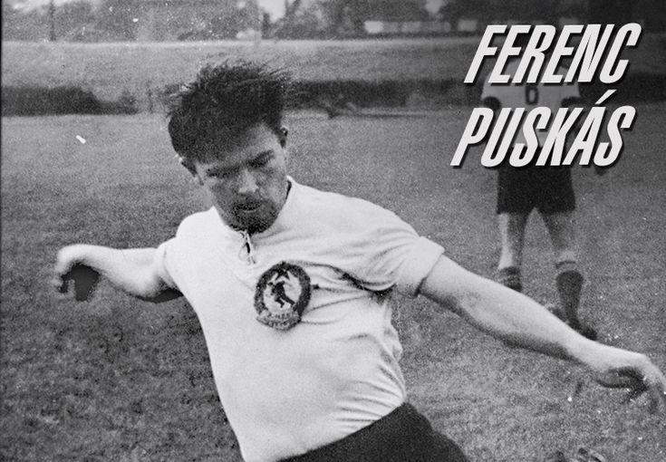 Puskás Ferenc, a hős - Goal.com