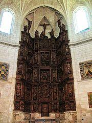 Monasterio de Santa Clara de (Briviesca), Burgos - Juan de Ancheta