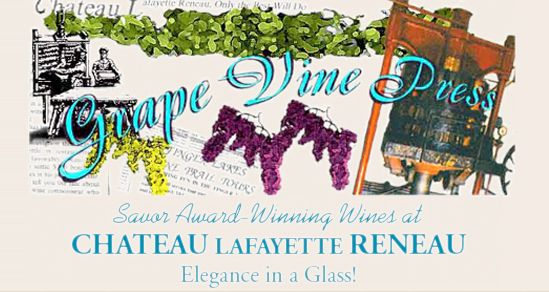 Chateau Lafayette Reneau - Newsletter. #senecalake #fingerlakes #clrwine