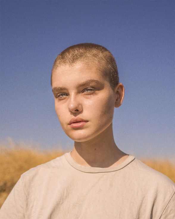 Visage  Unparalleled beauty shot by Alex Hainer | Hunger Magazine